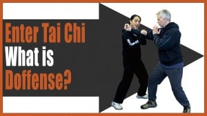 Kung Fu Training Drill – Simultaneously Attack And Defend Against An Opponent