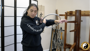 Free Kung Fu Training Tip | Introduction To Wing Chun Ring Training