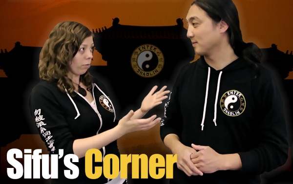 Enter Shaolin | Sifu's Corner